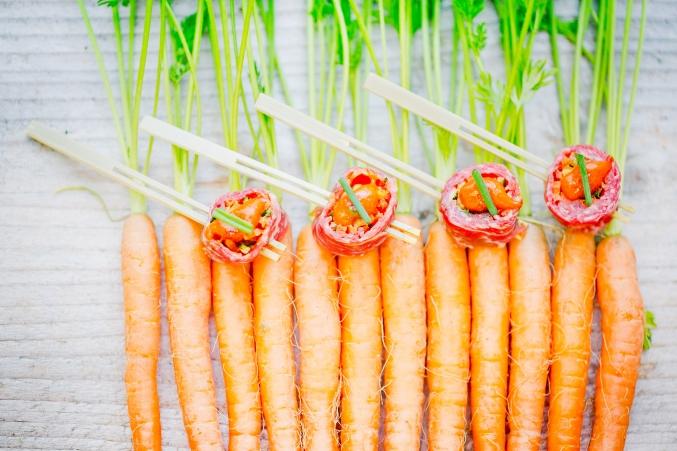 les carottes sont copines