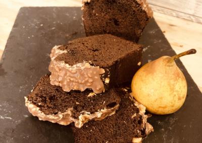 PRODUIT CAKE au CHOCOLAT