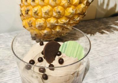 PRODUIT MOUSSE chocolat