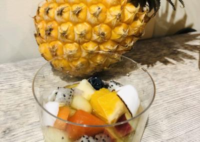 PRODUIT SALADE de FRUITS frais